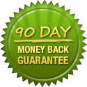60 day money back guaranteed