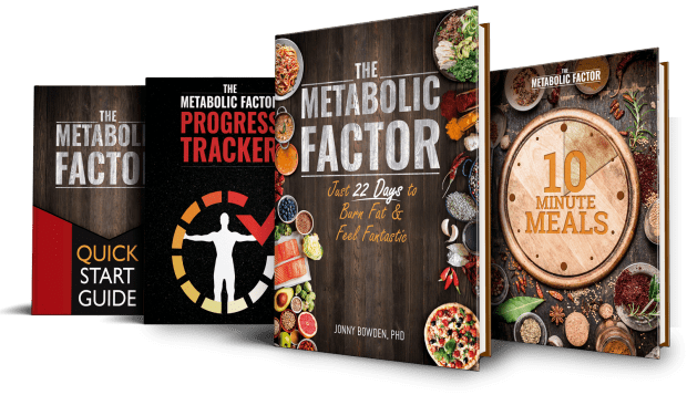 Metabolic Factor Book Cover