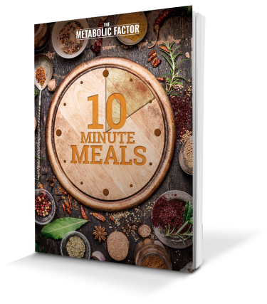 10 minute meals cook book