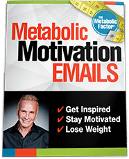 Motivational emails graphic
