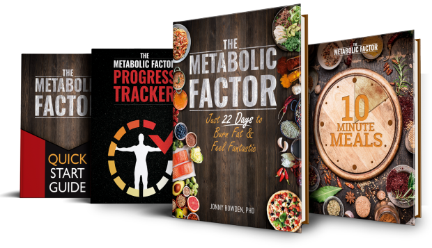 The Metabolic Factor Book Cover